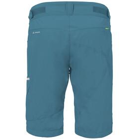 VAUDE Tamaro Pantalones cortos Hombre, azul